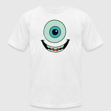 Mike Wazowski Mike Wazowski monstres - Men's Fine Jersey T-Shirt