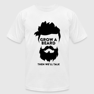 Beard - Beard - Men's Fine Jersey T-Shirt