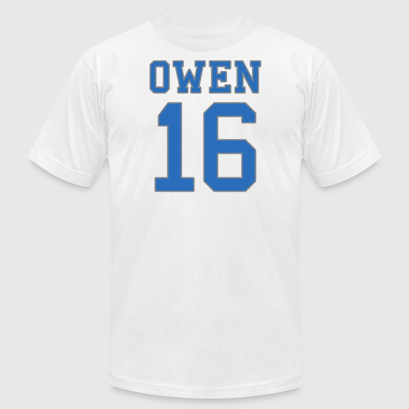 Lions Football Owen 16 0-16 - Men's Fine Jersey T-Shirt