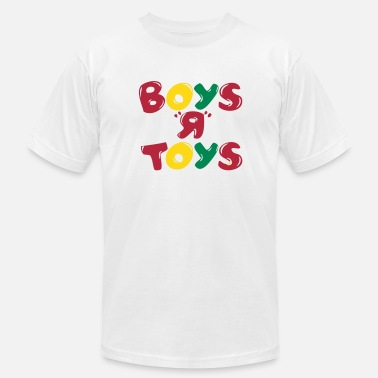 Toys Boys R Toys Sexy Spread Girl Adult Hot Cute Fun - Men's  Jersey T-Shirt
