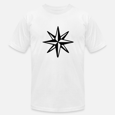 Wind Rose Wind Rose - Men's  Jersey T-Shirt