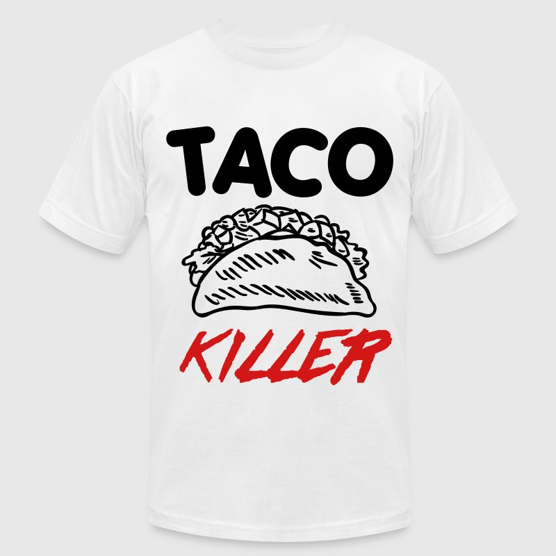 Taco Killer - Men's Fine Jersey T-Shirt