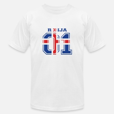 Ronja home wurzeln name iceland island RONJA - Men's  Jersey T-Shirt