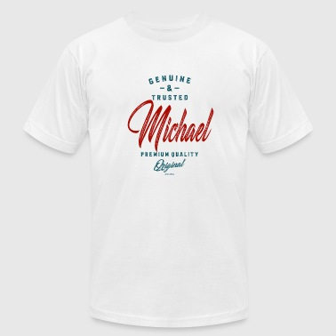 George Michael MICHAEL - Men's Fine Jersey T-Shirt