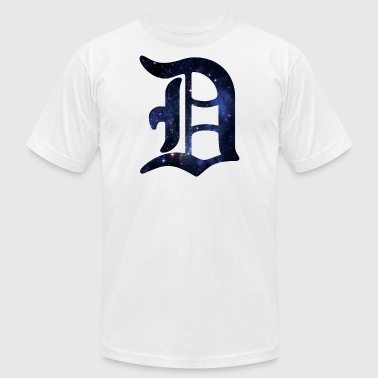 Detroit Is Stars - Men's Fine Jersey T-Shirt