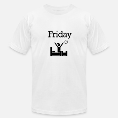 Funny Quotes %26 Friday Party Funny Weekend 26 - Men's Fine Jersey T-Shirt