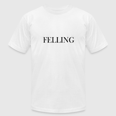 FELLING - Men's Fine Jersey T-Shirt