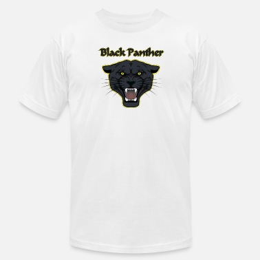 Marvel Black Panther Black panther - Men's  Jersey T-Shirt