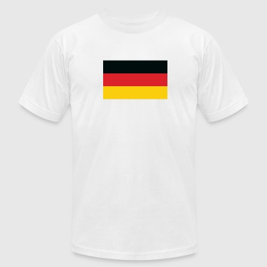 Flag Of Germany Flag of Germany Cool German Flag - Men's Fine Jersey T-Shirt
