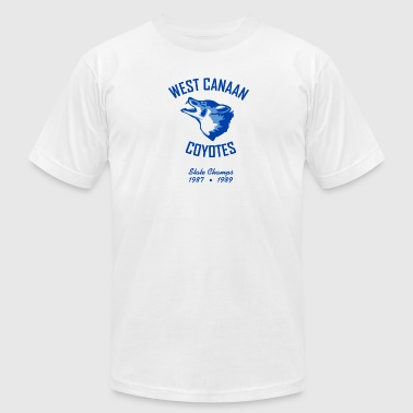 West Canaan Coyotes: Light - Men's Fine Jersey T-Shirt