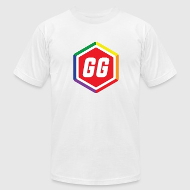 gaygooners arsenal - Men's Fine Jersey T-Shirt