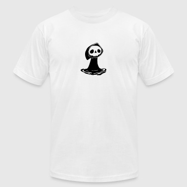 Lil-Skelly-Dude - Men's Fine Jersey T-Shirt