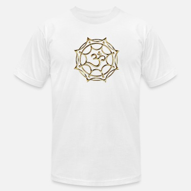 Lightworker Lightworkers greeting, Kryon, OM,  Spirituality - Men's  Jersey T-Shirt