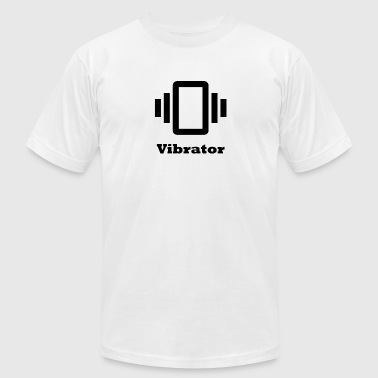 Vibrating Vibrator - Men's Fine Jersey T-Shirt