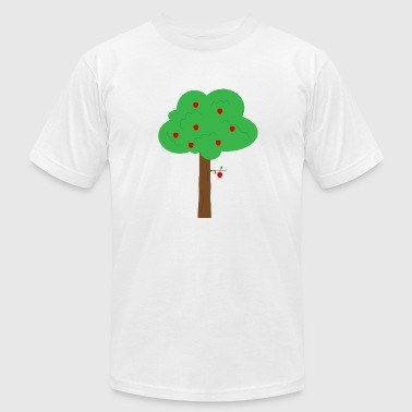apple tree - Men's Fine Jersey T-Shirt