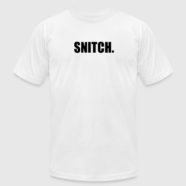 SNITCH - Men's Fine Jersey T-Shirt