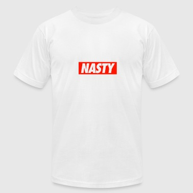Nasty Girl NASTY - Men's Fine Jersey T-Shirt