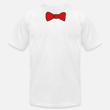 Kilgore bow tie - Men's  Jersey T-Shirt