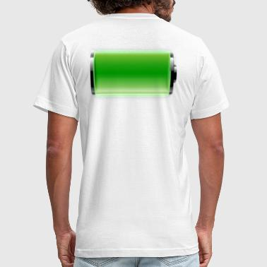 Charged up - Men's Fine Jersey T-Shirt