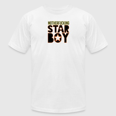 Starboy brown - Men's Fine Jersey T-Shirt