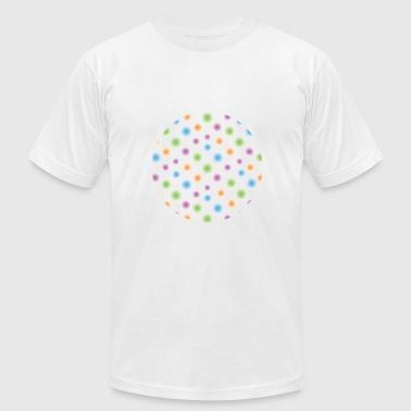 Dots - Men's Fine Jersey T-Shirt