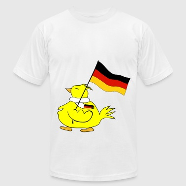 Deutschland-Flagge-duh9 - Men's Fine Jersey T-Shirt