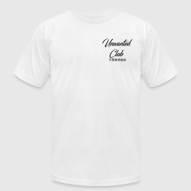 Unwanted Club - Men's Fine Jersey T-Shirt