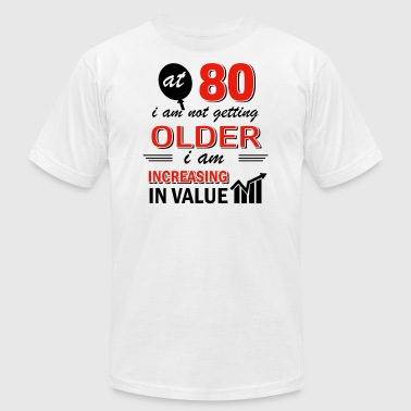 Funny 80 year old gifts - Men's Fine Jersey T-Shirt