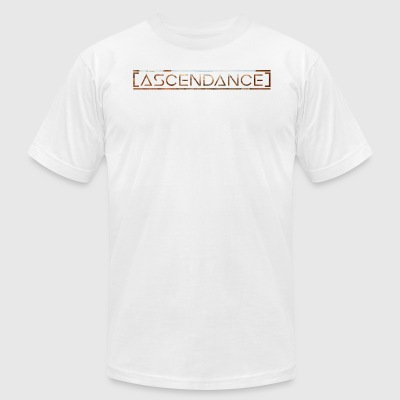 DESERT ASCENDANCE - Men's T-Shirt by American Apparel