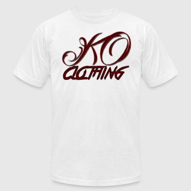 KO Clothing - Men's Fine Jersey T-Shirt