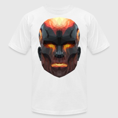 League of Legends Brand - Men's T-Shirt by American Apparel