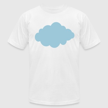 Cloud - Men's Fine Jersey T-Shirt