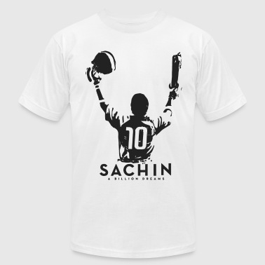 SACHIN- A billion dreams - Men's Fine Jersey T-Shirt
