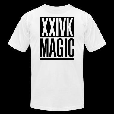 24k Magic World Tour 2018 - Men's Fine Jersey T-Shirt
