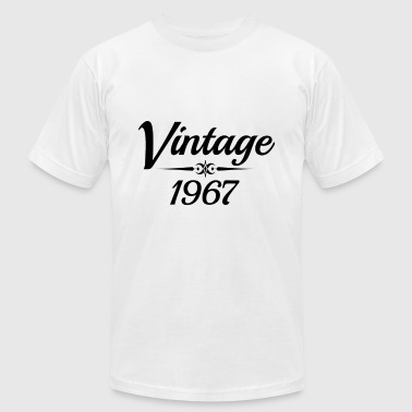VINTAGE 1967 - Men's T-Shirt by American Apparel