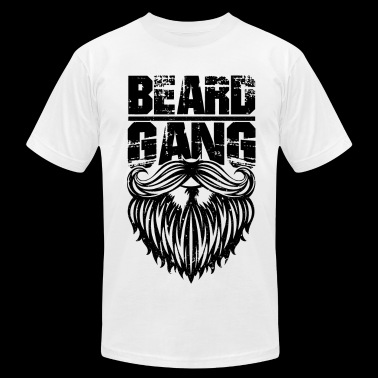 BEARD T-SHIRT - Men's Fine Jersey T-Shirt
