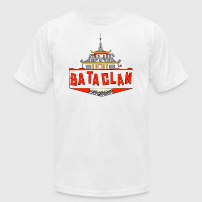 bataclan - Men's T-Shirt by American Apparel