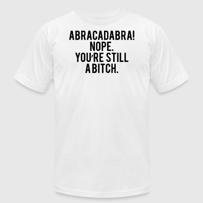 ABRACADABRA - Men's T-Shirt by American Apparel
