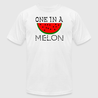 One In A Melon - Men's Fine Jersey T-Shirt