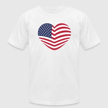 PATRIOT - Men's Fine Jersey T-Shirt