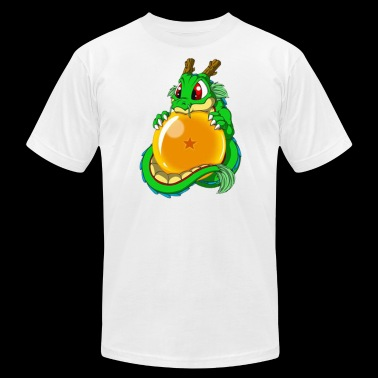 Baby Shenlong Dragon Ball Z! - Men's Fine Jersey T-Shirt