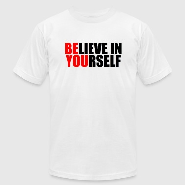 BE YOU - Men's Fine Jersey T-Shirt
