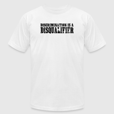 discrimination - Men's T-Shirt by American Apparel