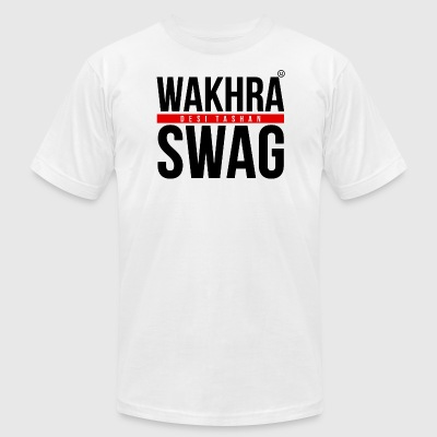 Wakhra Swag B - Men's T-Shirt by American Apparel