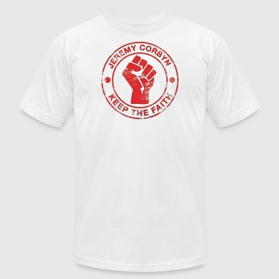 jeremy corbyn - Men's T-Shirt by American Apparel