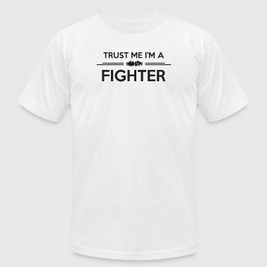 Boxing - Boxing: Trust me I'm a fighter - Men's Fine Jersey T-Shirt