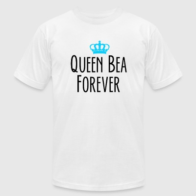 Bea - Queen Bea Forever - Men's T-Shirt by American Apparel