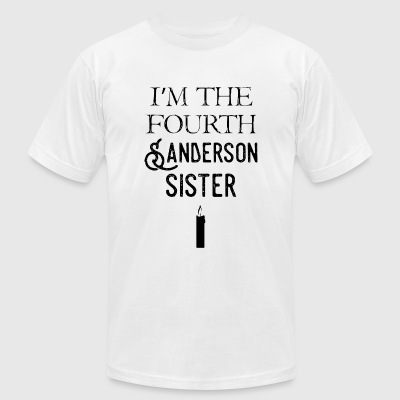 Hocus pocus - I'm the Fourth Sanderson Sister - Men's T-Shirt by American Apparel
