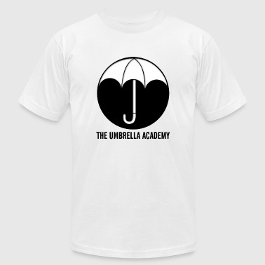 Umbrella Academy - Men's T-Shirt by American Apparel