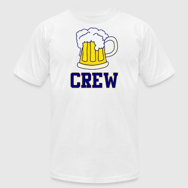 Milwaukee Brew Crew Beer Baseball - Men's Fine Jersey T-Shirt
